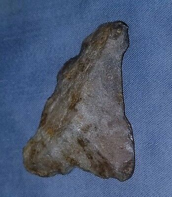 Bear Creek Curved Arrowhead Point Spokeshave Blade Knife Artifact Paleo Tool
