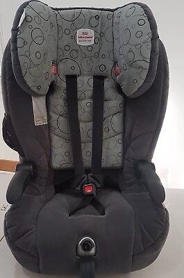 Baby Car Seat Safe and Sound Maxi Rider AHR Grey
