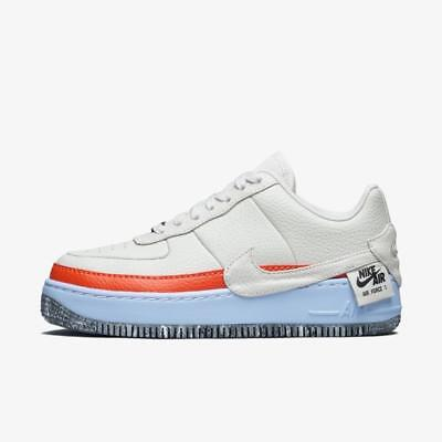 best service 8439f c45a9 NIKE AIR FORCE 1 Jester XX SE Light Bone Womens at2497-002 low