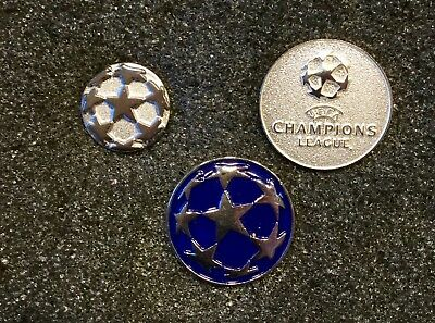 UEFA Champions League pins