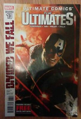 Ultimates Comics The Ultimates #13 2012 VF+ Marvel Ultimate Comics P&P Discount