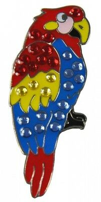 Navika Parrot. Crystal Ball Marker with Hat Clip. Navika USA Inc.