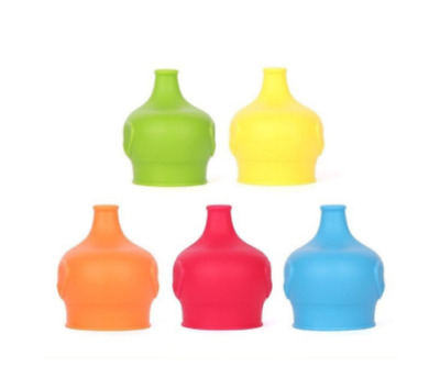 Silicone Sippy Lid Cup Cover Leak Proof - Pink