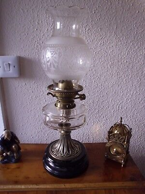 Victorian HINKS & Son Oil Lamp