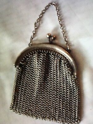 Vintage Chainmail Purse