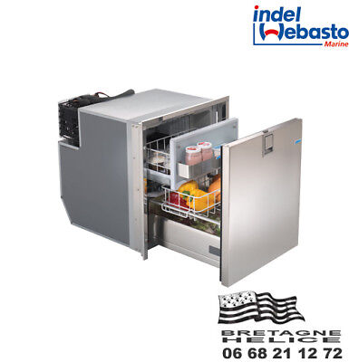 Frigo Coffre Isotherm Drawer 65 Inox 65L