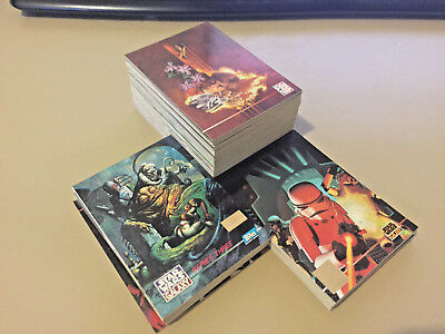 Star Wars Galaxy S3 - Card / Chase LOT of 90 + Lucasarts of 24 + 1st Day of 29