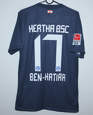 3326dd213 HERTHA BSC BERLIN Germany home shirt 04 05 Nike  20 Zecke - £19.99 ...