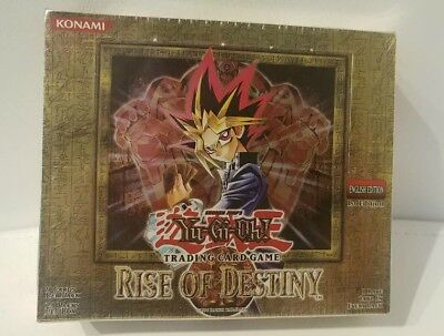 Yu-Gi-Oh Rise Of Destiny Display, Sealed, 24 Booster, 1st Edition, RDS, OVP