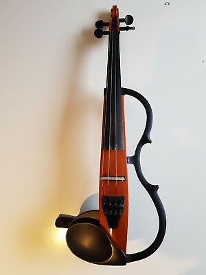 Yamaha SV-100 Electric Silent Violin FREE CASE & CARBON BOW