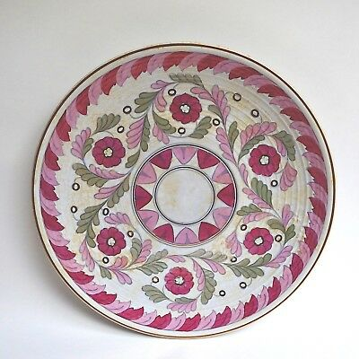 Charlotte Rhead Crown Ducal PALERMO  Charger