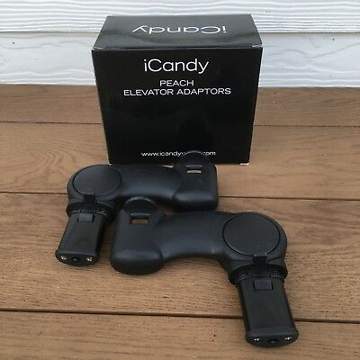 iCandy Peach 3 (also fit Peach 2) Elevator Adaptors