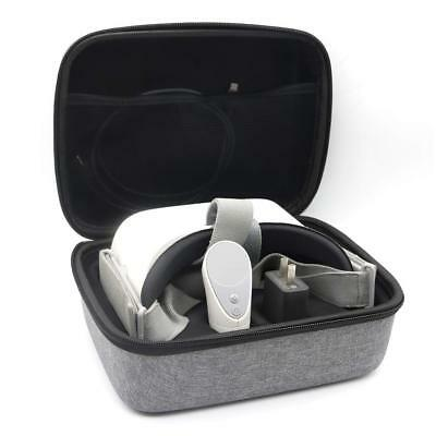 Travel Carring Bag Case For Oculus Go VR Headset Remote Controller and Charger