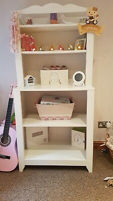 Ikea Hensvik Bookcase Bookshelf W Baby CHANGING TABLE Unit Station White Nursery
