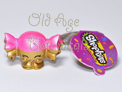 Shopkins Limited Edition MANDY CANDY 0068 1000 Low Number Collectible Toy