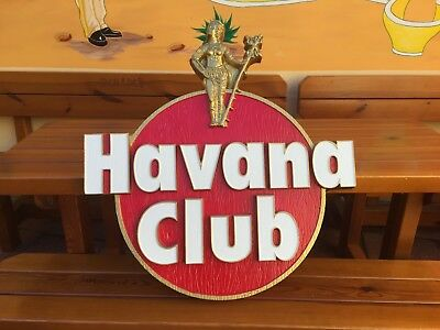 Original Havana Club Schild