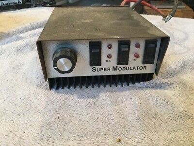 TNT super Modulator mobile linear amplfier