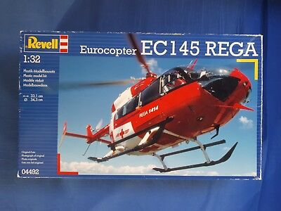 Revell Eurocopter EC 145 1/32 Airbus Helicopters Bausatz airfix italeri modell