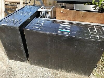 STACOR 5 Drawer File For Large Drawings