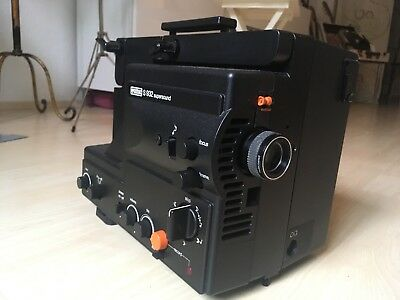 Eumig S932 SUPERSOUND Super 8 SOUND FILM PROJECTOR