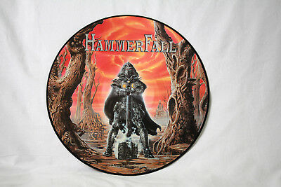 Hammerfall Glory to the Brave Picture-LP