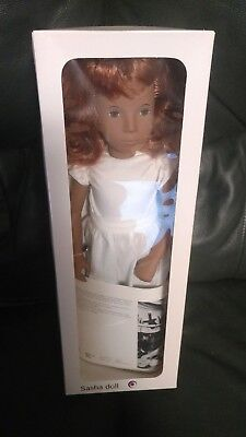 Vintage SASHA RED HAIR #108 MINT IN BOX MADE IN ENGLAND