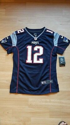 New England Patriots Tom Brady jersey Trikot L woman