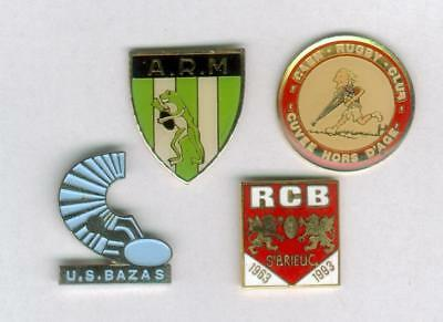 lot 4 pin's rugby
