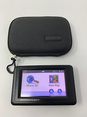 BMW Motorrad Navigator IV Works Great Unit Only A5846