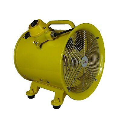 Olympus JetFlow OLY-CEX30/110 Explosion Proof Extractor / Ventilator 110V