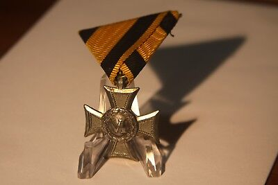 Austria Hungary Military Service Cross for NCO 6 year service WW1
