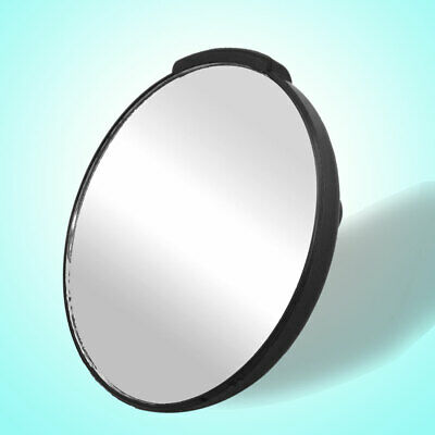 80mm Dia Car Convex Black Wide Angle Round Rear View Blind Spot Mirror