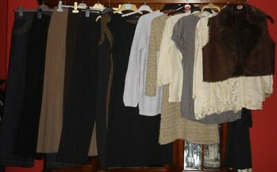 Wholesale Job Lot Of Mixed Women's Clothing Most New Sizes 10-14
