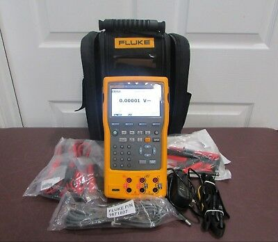 Fluke 754 Documenting Process Calibrator- HART! Mint Condition!