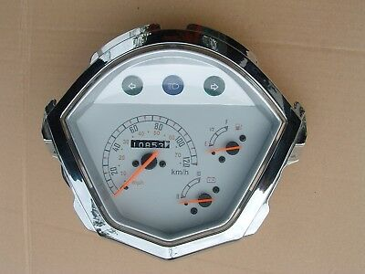 Vmoto 125 Estate 2015 Model Instrument Panel Good Condition