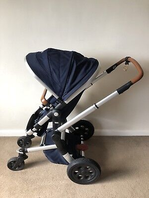 JOOLZ Day Earth Pram In Parrot Blue