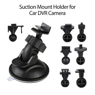 Car Dash Camera Sucker Mount Holder Bracket Suction Cup Fr G1WH GT550S LS300W AU