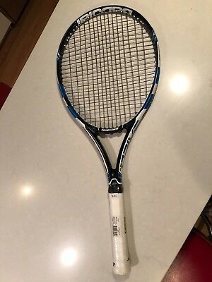 NEW Babolat Pure Drive Lite Tennis Racket  STRUNG 4 1/8 grip