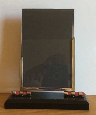 PICTURE FRAME art deco machine age deskey gilbert rohde