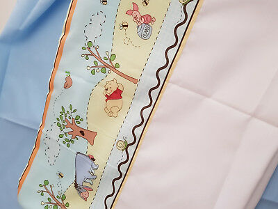 Bassinette / Cradle Sheet Set Winnie The Pooh # 1 New