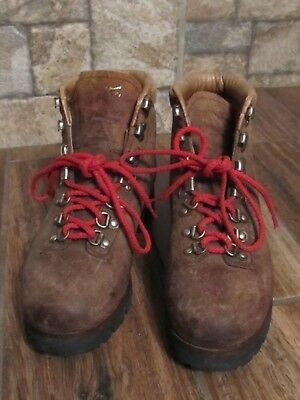 6ecb963b8ae PIVETTA FOR DMC Leather Mountaineering/Hiking Boots from Italy Women's Size  9