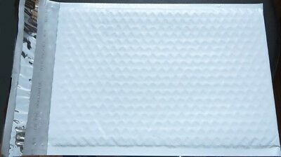 """20 #1 Poly Bubble Mailers 7.25 """" x 12"""" AirJacket Padded Envelopes Free Shipping!"""