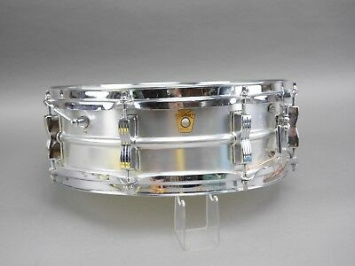 Vintage 60's Ludwig Lm400 Supraphonic 5 X 14 Snare Drum No Reserve
