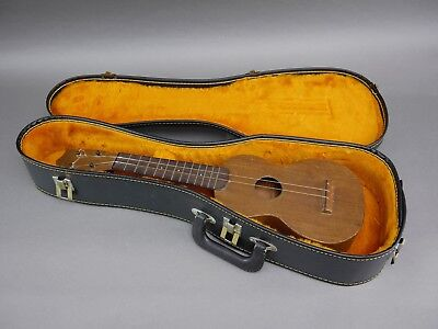 Vintage Pre War Cf Martin Ukulele Style 0 O Project Will Need Restoration No Res