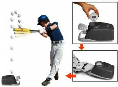 Non-Electric Baseball Soft Toss Pop Up Pitching Machine. IMS. Shipping Included