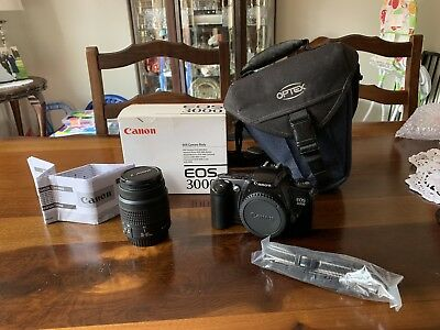 Canon EOS 3000 35mm SLR Film Camera, Great Condition