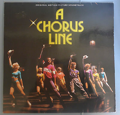 "LP  ""A Chorus Line - Original Motion Picture Soundtrack"""
