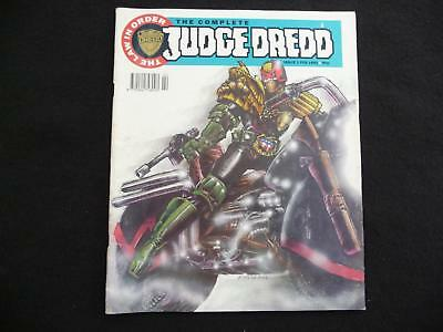 2000AD The Complete Judge Dredd issue 1 (LOT#4119)