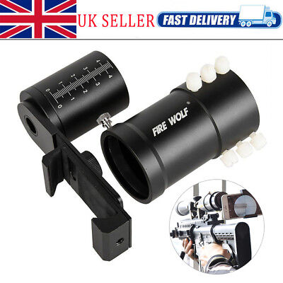 Rifle Scope Mount Best Smartphone Mount System Adapter for Phone Camera Black UK