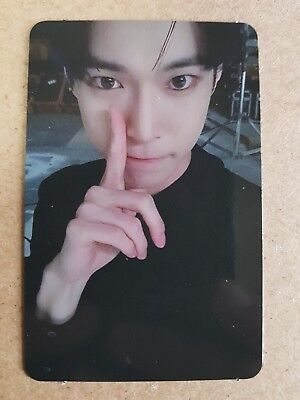 NCT # 127 DOYOUNG #2 Authentic Official PHOTOCARD REGULAR-IRREGULAR 1st Album 도영